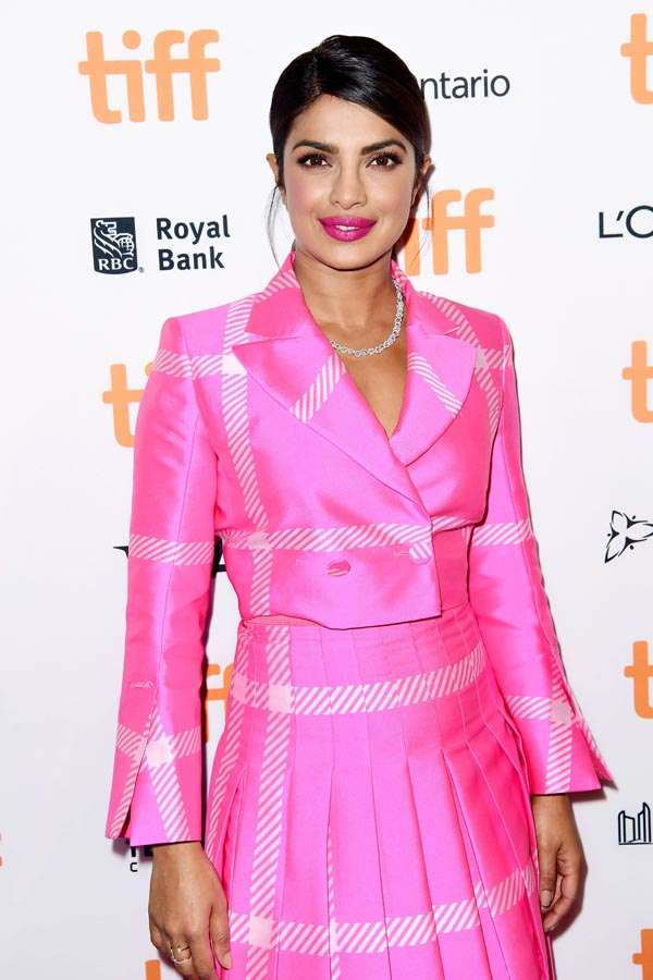 At Toronto film fest Priyanka Chopra says Sikkim 'troubled by insurgency', gets trolled at home