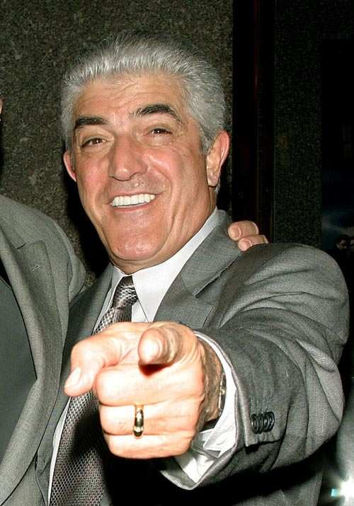 'The Sopranos' actor Frank Vincent dies during open heart surgery