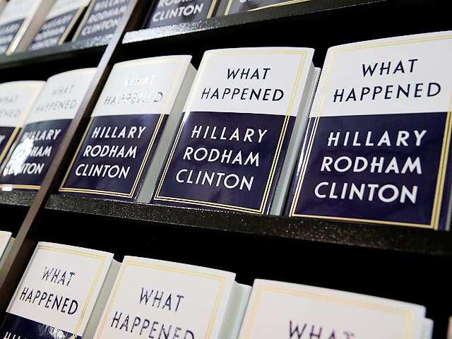 Why Amazon had to delete over 900 online reviews of Hillary Clinton's new book