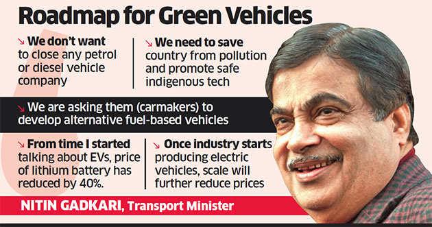 Gadkari wants to take NHAI public, needs finance ministry nod