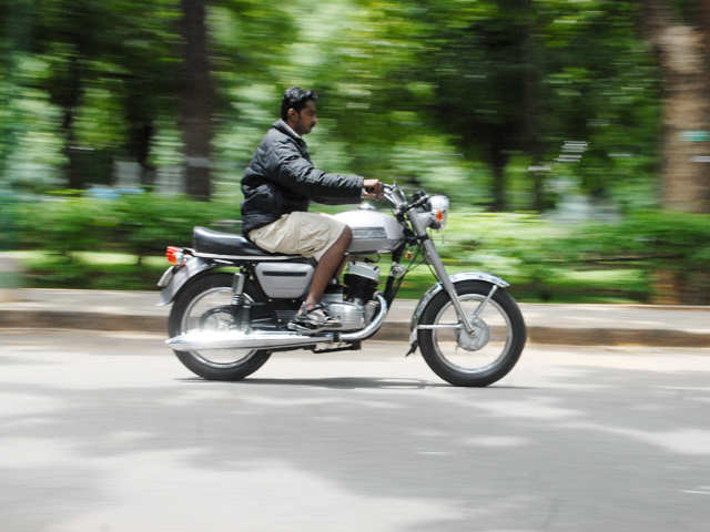 Hitting the dirt track! Bikers now gear up for overseas rides