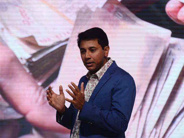 Simplicity, not freebies, will drive cashless push forward: Caesar Sengupta, Vice president, Next Billion Users, Google thumbnail