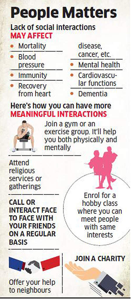 Are you anti-social? It can have dire effects on your health
