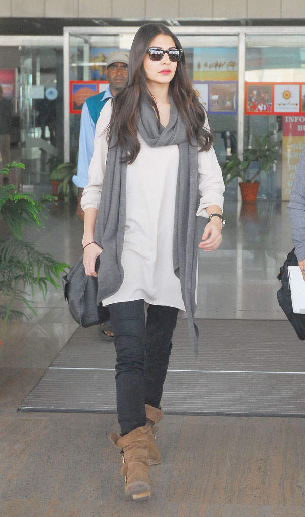 Anushka Sharma to launch her own clothing line