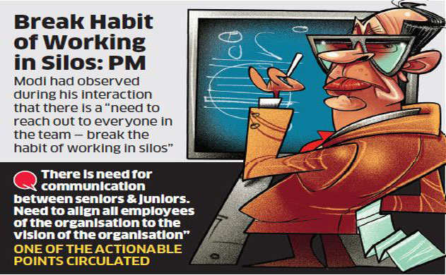 Narendra Modi's new mantra for governance: Human touch, efficiency & innovation