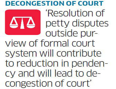 Law ministry wants to unburden courts of petty traffic cases