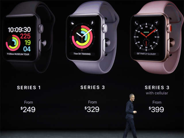 Apple admits its new Apple Watch Series 3 with cellular connectivity has a big problem