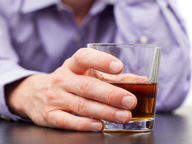 The study suggested that heavy drinking can cause shorter telomeres and therefore biological ageing at a cellular level.