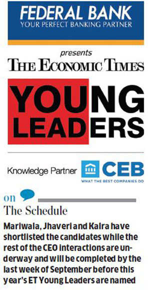 ET Young Leaders enters final lap with 92 candidates
