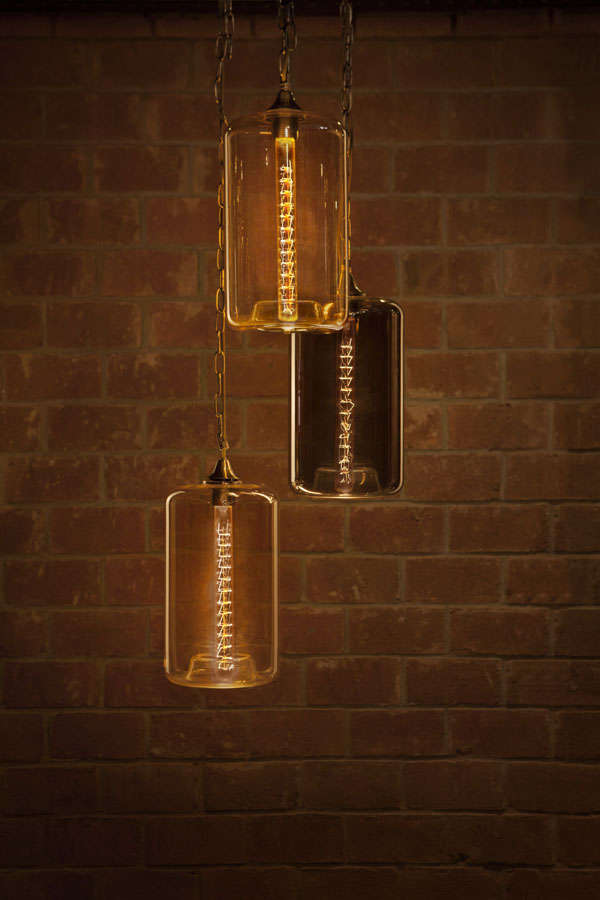 Light up your house this festive season with floating candles, classic lampshades