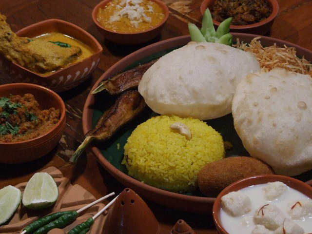 Fasting all through the day? Head to Vivanta by Taj or Threesixtyone, The Oberoi for the perfect Navratri meal