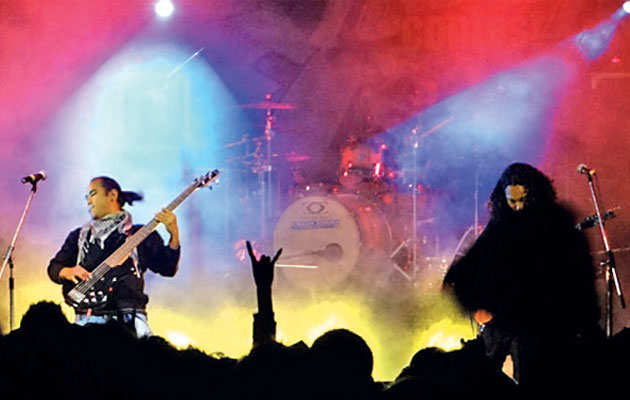 Clutch of eclectic music festivals in the Northeast attract attention despite lack of sponsors