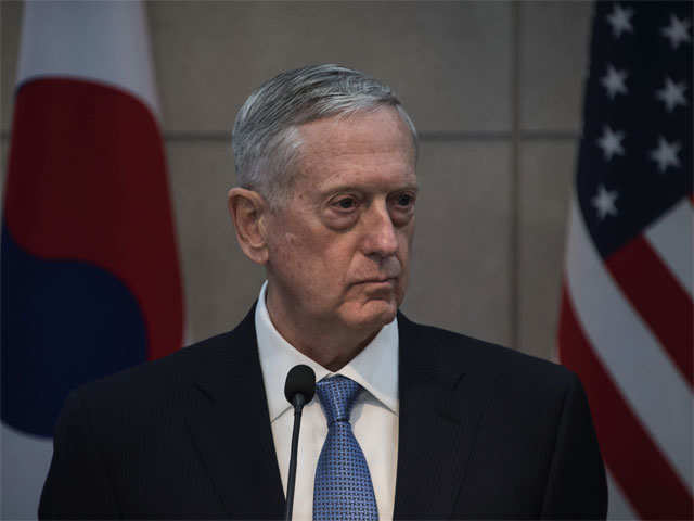 Fighter jets, drones on table as US Defence Secretary James Mattis visits key ally India