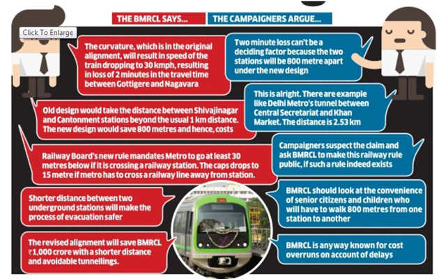 Campaigners & MP want Metro on original track