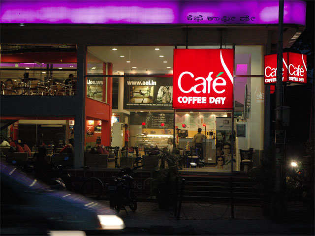 Coffee Day Enterprises slips 10% as I-T raids on CCD find Rs 650 cr concealed income