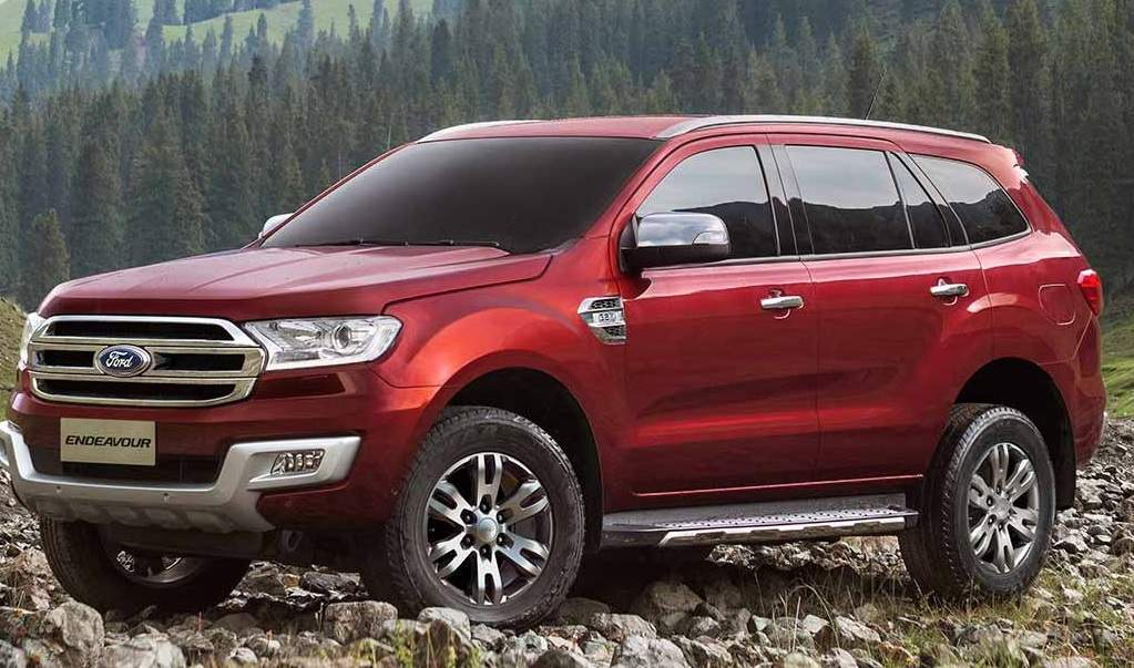 GST impact: Ford Endeavour prices hiked, to set you back by Rs 1.8 lakh more