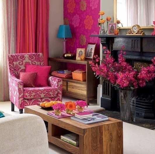 Lights, curtains and flowers: Some easy tips to jazz up your house this festive season
