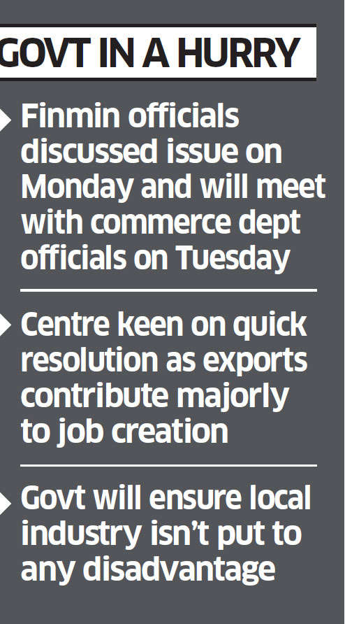 Traders may get IGST exemption on imported inputs that currently don't face basic customs duty