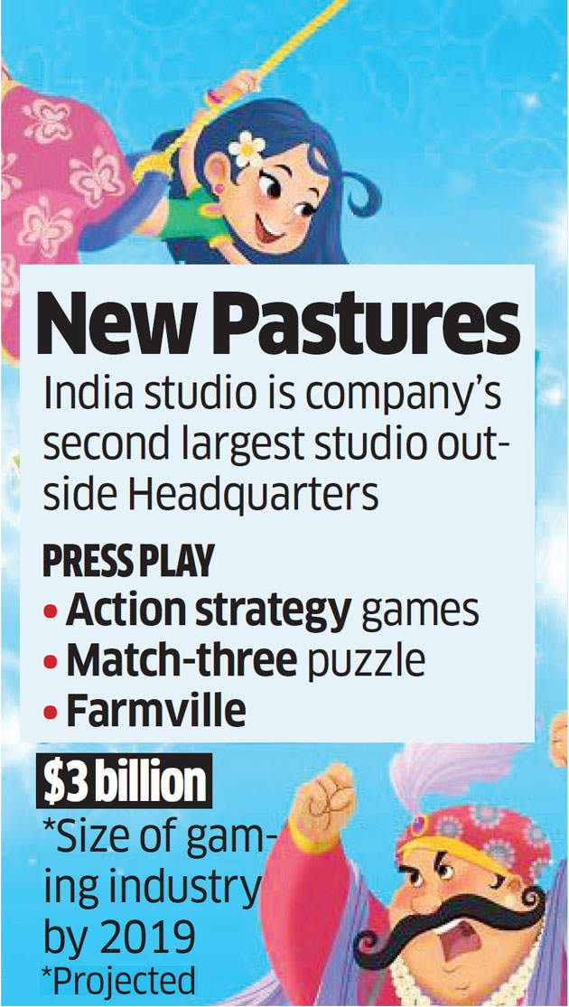 Zynga now has a game for India tapping data usage