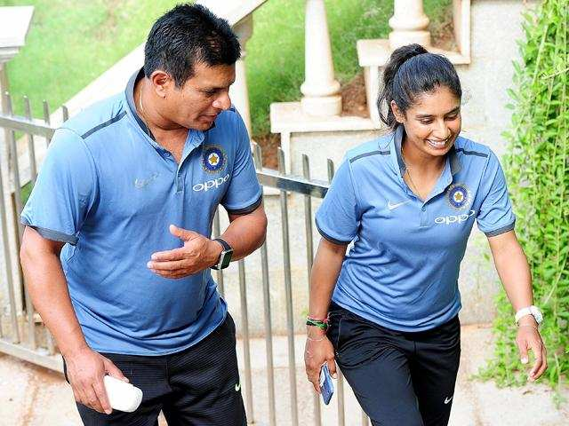 Mithali Raj's remarkable journey will soon make it to the big screen
