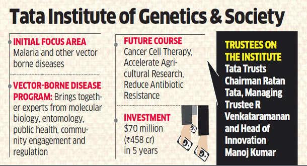 Tata Trusts to start project to eradicate malaria in India