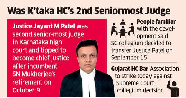 Image result for Justice Jayant Patel