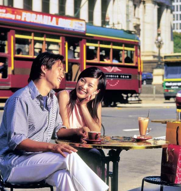 Add Valencia, Melbourne to your travel diaries for a vacation filled with romance and food