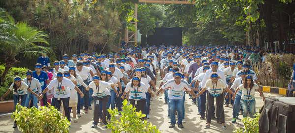 How Capgemini in India celebrated their 50th anniversary with a Guinness record