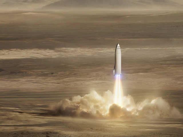 How crazy is Elon Musk's hypersonic space rocket airline?