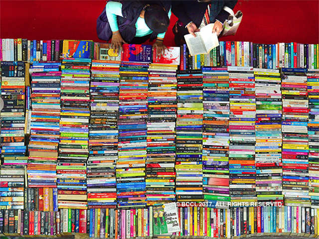 To find the world in books, here's a list of book fairs in the world