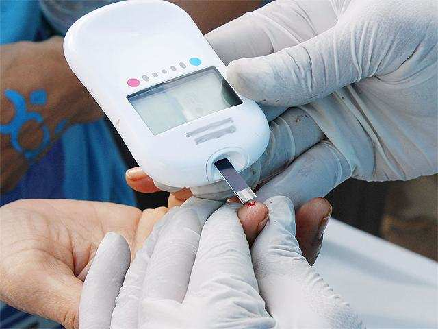 On an average, a person suffering from diabetes spends about Rs 25,000 annually to manage the disease.