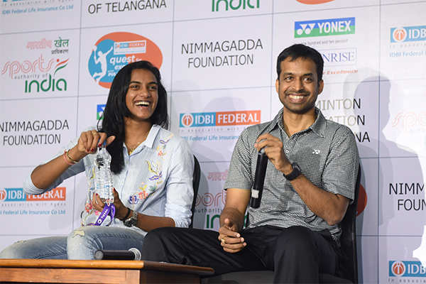 PV Sindhu unplugged: Trolling, friends in badminton, and dealing with 'tough' coach P. Gopichand