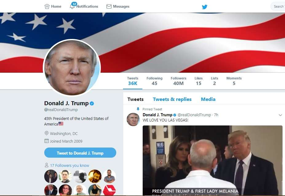 Yes, it's true! Donald 'Trumps' Modi, Pope to become most-followed leader on Twitter