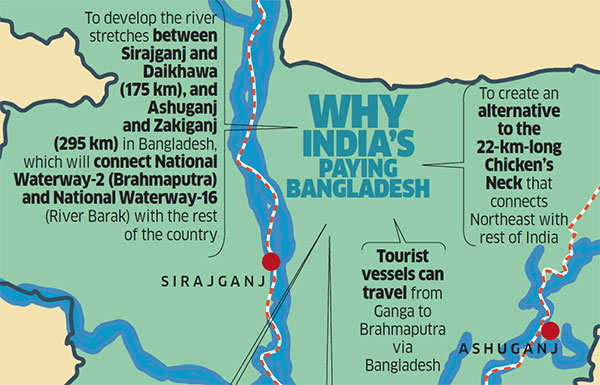 Why India is dredging rivers in Bangladesh