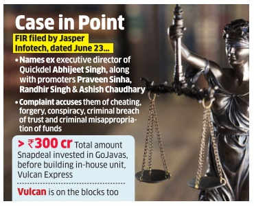 Anand Rai to move HC against Jasper Infotech