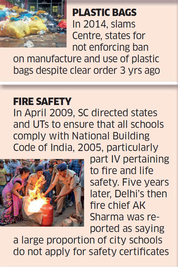 Supreme Court bans sale of firecrackers in Delhi-NCR ahead of Diwali