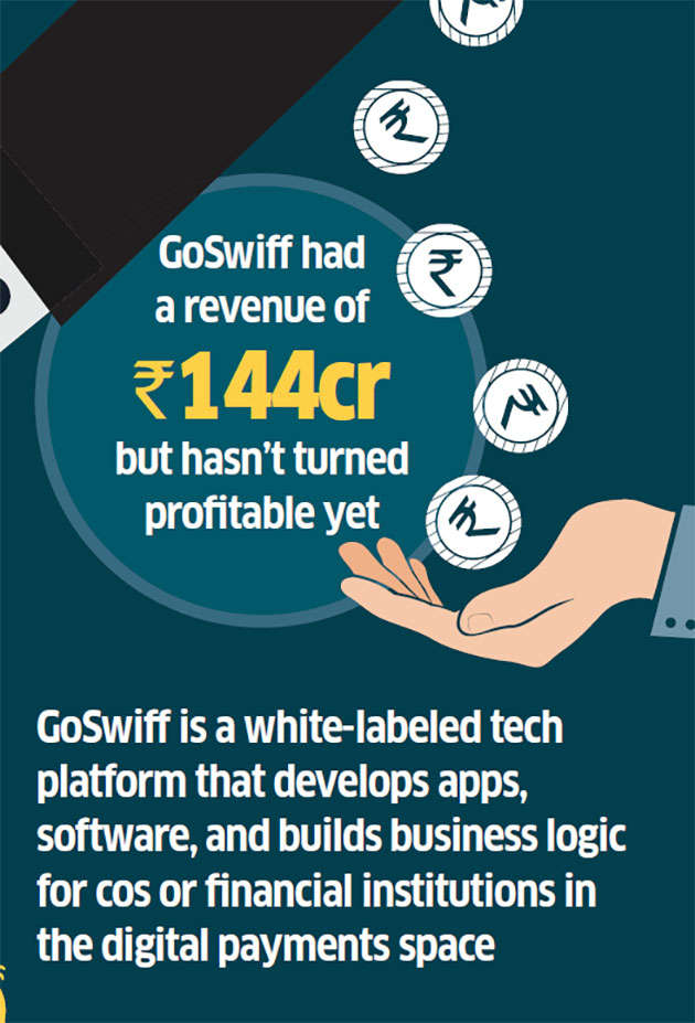 GoSwiff: Paynear to buy GoSwiff for $100 million - The
