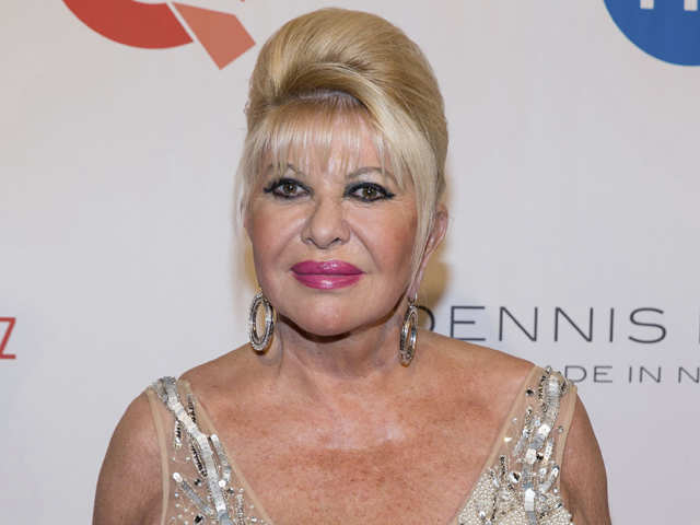 Ivana jokes about being the First Lady, Melania Trump doesn't like it