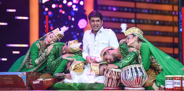 Here's why Kapil Sharma is the riskiest celebrity online