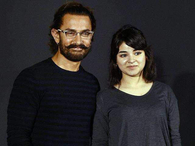 Here's how Sanya Malhotra and Mika Singh made Aamir Khan dance