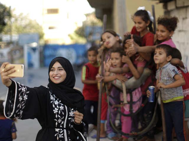 Selebgram Cantik Ini Ungkap Sisi Gaza yang Beda