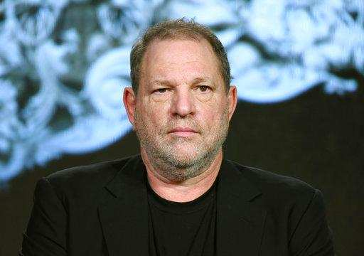 <p>FILE - In this Jan. 6, 2016 file photo, producer Harvey Weinstein participates in the &quot;War and Peace&quot; panel at the A&amp;E 2016 Winter TCA in Pasadena, Calif. Weinstein will be suspended from his film company pending an internal investigation into sexual harassment claims leveled against the Oscar winner, a source with direct knowledge of the decision said Friday, Oct. 6, 2017. The decision was made by The Weinstein Co.'s board of directors. (File)</p>