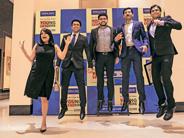 ET's Young Leaders: India's top CEOs decode the making of future global chiefs