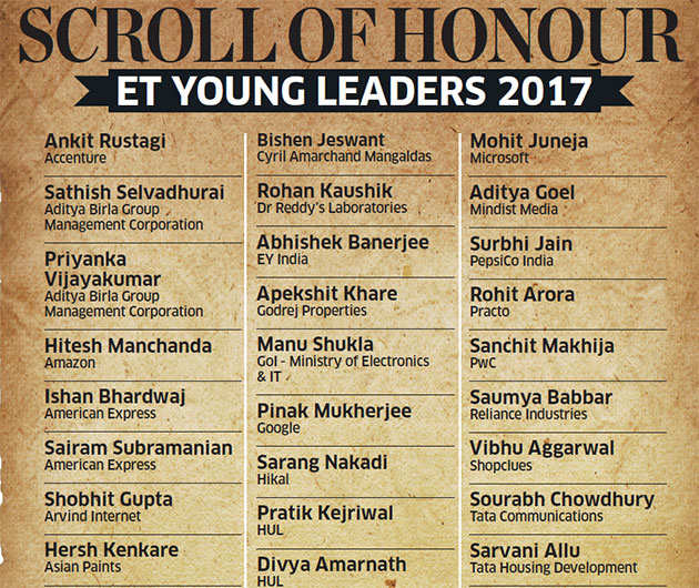 ET Young Leaders: The jury looked for these diverse attributes while selecting the winners