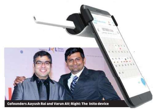 Samplytics brings diagnostic labs to phones