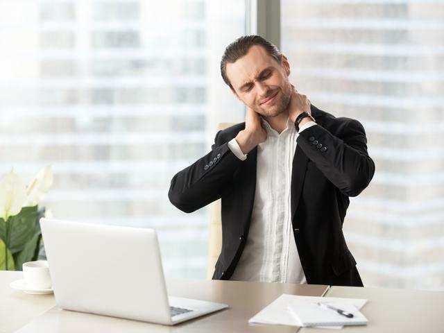Sedentary lifestyles, coupled with a digital-heavy existence, have led to a spurt in shoulder, neck and back pain in young professionals