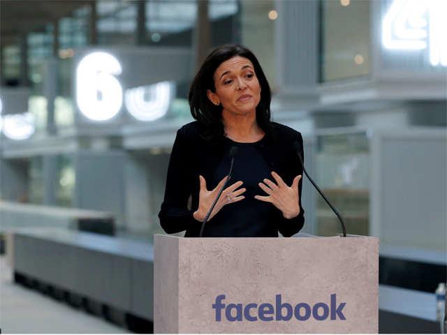 Fake news battle: Sheryl Sandberg says Facebook run by techies, not journalists