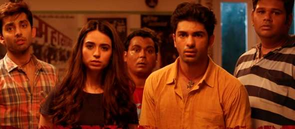 'Ranchi Diaries' review: The film tries hard to be quirky but fails miserably