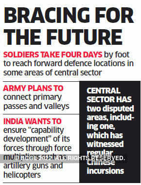 Lessons from Doklam: Defence ministry okays big infra enhancement along Chinese border