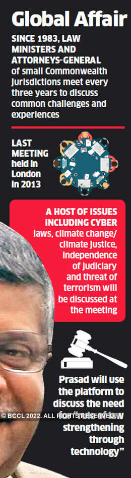 Law Minister Ravi Shankar Prasad to highlight Digital India & Jan Dhan